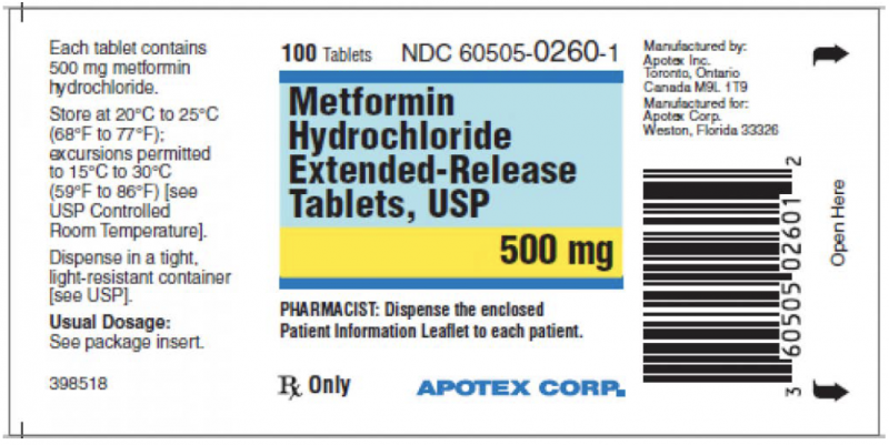Metformin Hudrochloride Extend-Release Tablets, USP   Magellan Rx Management